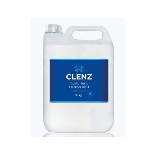 CLENZ hand sanitiser - Covid-19