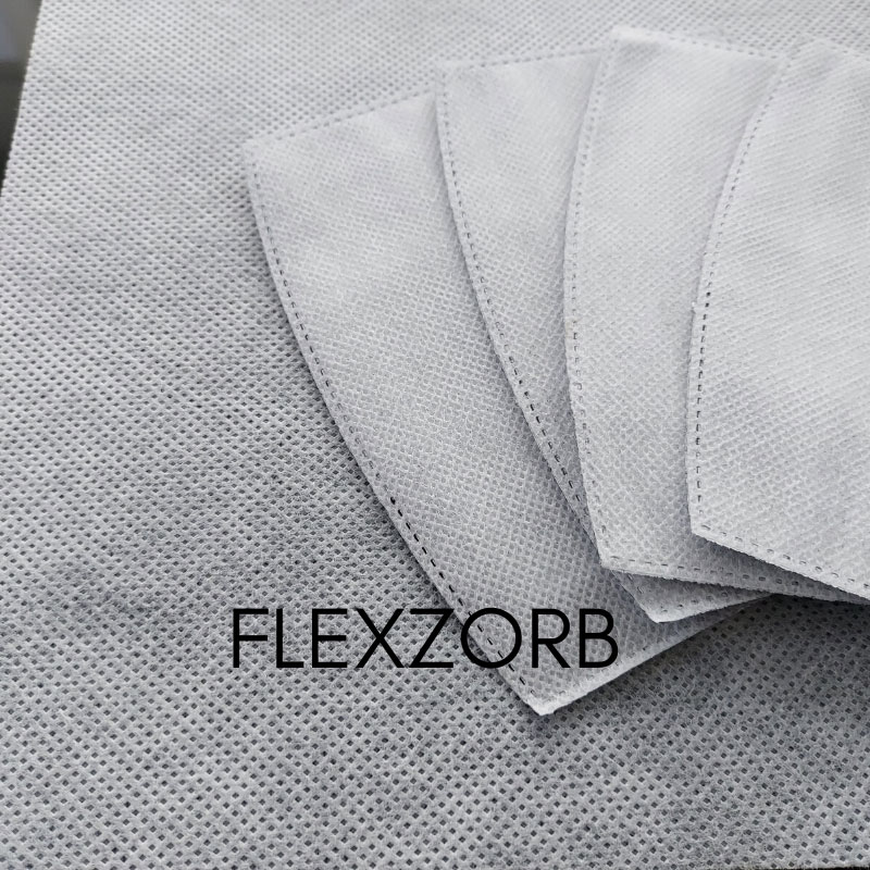 Flexzorb reusable mask filters